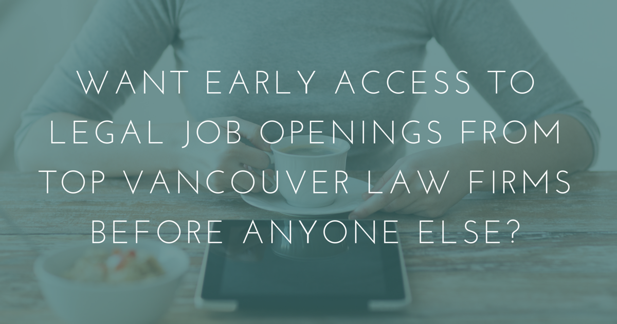 vancouver law firm job openings